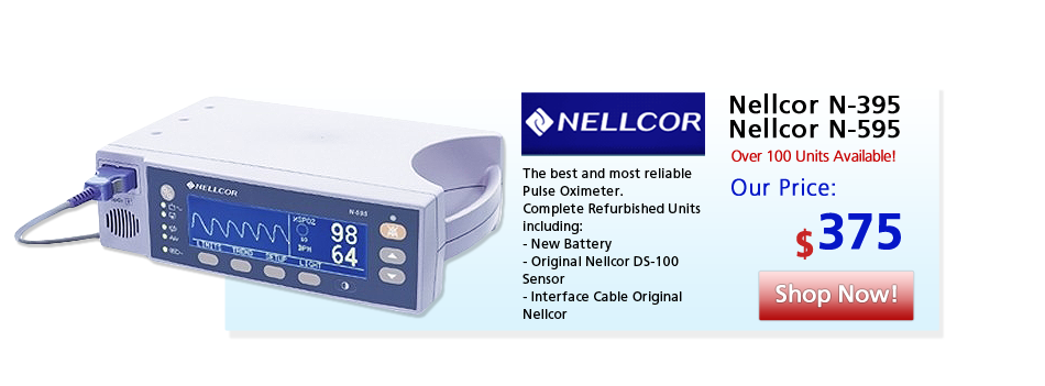 NELLCOR Pulse Oximeters
